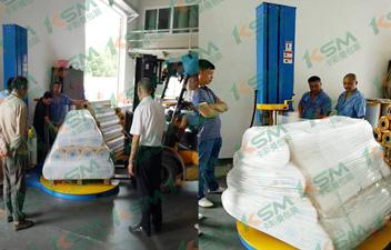 工业纺织包装机行业案例